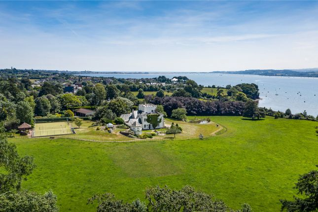 Thumbnail Detached house for sale in Burgmanns Hill, Lympstone, Exmouth, Devon