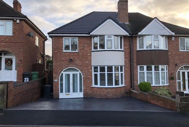 Thumbnail Property to rent in Oakham Avenue, Dudley