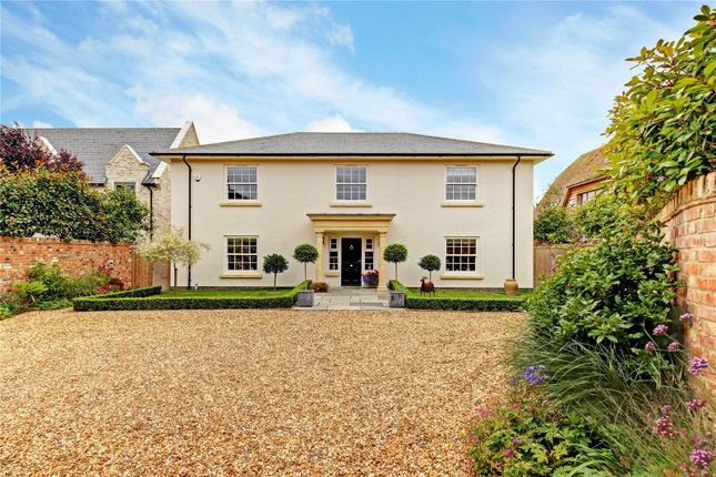 Thumbnail Detached house for sale in Downs Stables, Manor Road, Wantage, Oxfordshire