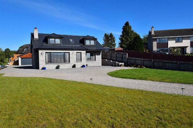 Thumbnail Detached house for sale in Golf Course Road, Grantown-On-Spey