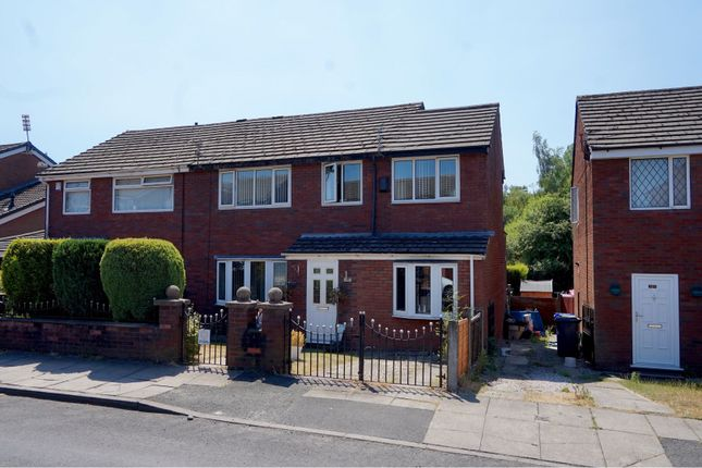 Thumbnail Semi-detached house for sale in Sutton Drive, Manchester