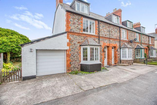 Thumbnail Cottage for sale in Lowerbourne Terrace, Porlock, Minehead