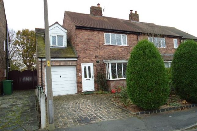 Thumbnail Property to rent in Cuerdon Drive, Thelwall, Warrington