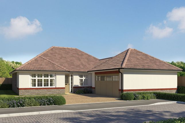 "Thumbnail Bungalow for sale in ""Bournemouth"" at Walters Field, Roundswell, Barnstaple"