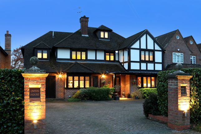 Thumbnail Detached house for sale in Loudhams Wood Lane, Chalfont St. Giles
