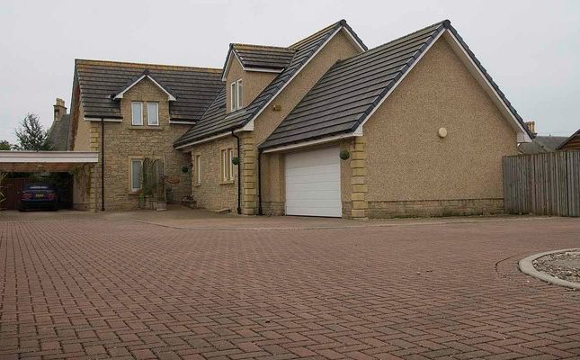 Thumbnail Detached house for sale in Ladywalk, Anstruther, Fife