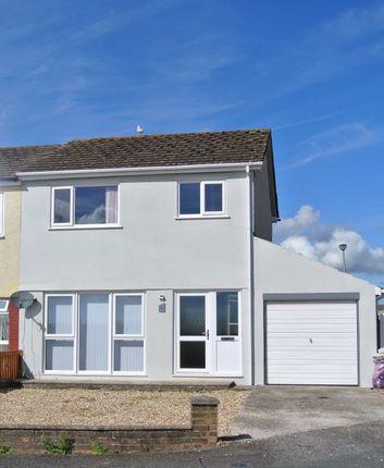 3 bed semi-detached house for sale in Devonshire Road, Pembroke Dock SA72