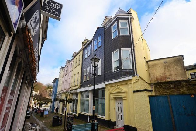 Thumbnail Flat to rent in Flat 2, 4 Honey Street, Bodmin