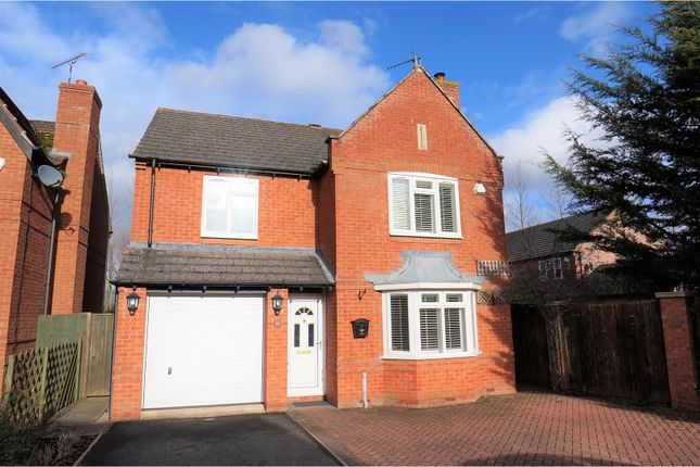 Thumbnail Detached house for sale in Whitehead Drive, Warwick