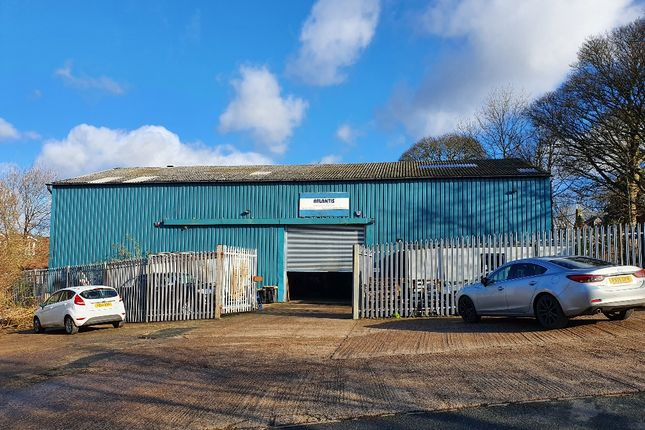 Thumbnail Industrial for sale in Victoria Road, Leeds
