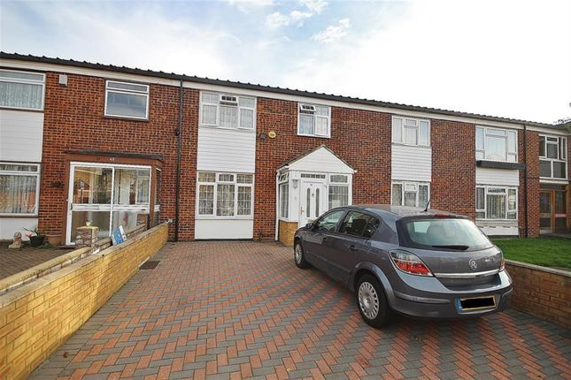 Thumbnail Terraced house to rent in Norwood Gardens, Hayes, Middlesex