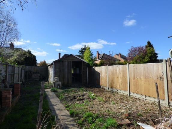 Garden of Albert Street, Syston, Leicester, Leicestershire LE7