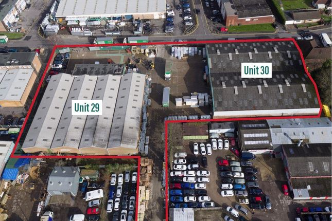 Thumbnail Warehouse to let in Solent Industrial Estate, Shamblehurst Lane, Hedge End, Southampton