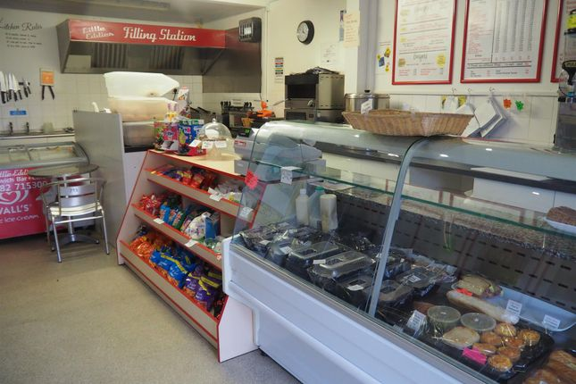 Thumbnail Restaurant/cafe for sale in Cafe & Sandwich Bars HU9, East Yorkshire
