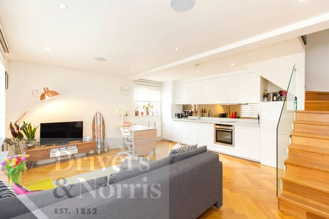 1 bed maisonette to rent in Roads Place, Islington, London N19
