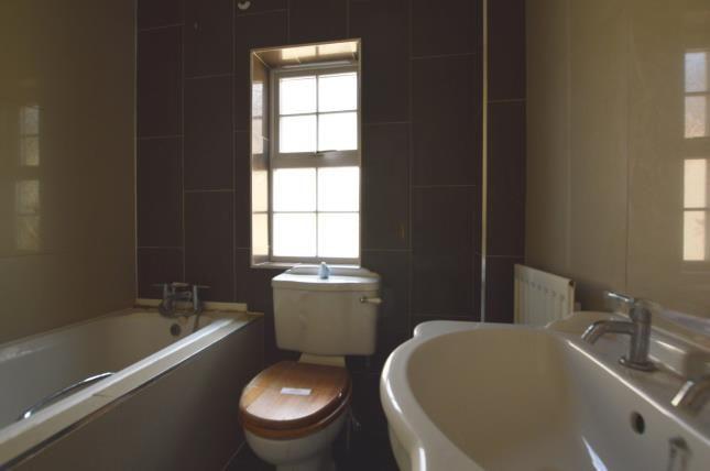 Bathroom of The Ridings, Grange Park, Northampton, Northamptonshire NN4
