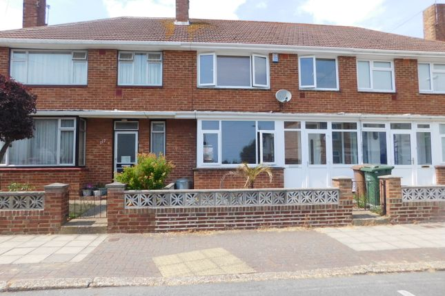 Thumbnail Terraced house to rent in Stride Avenue, Portsmouth