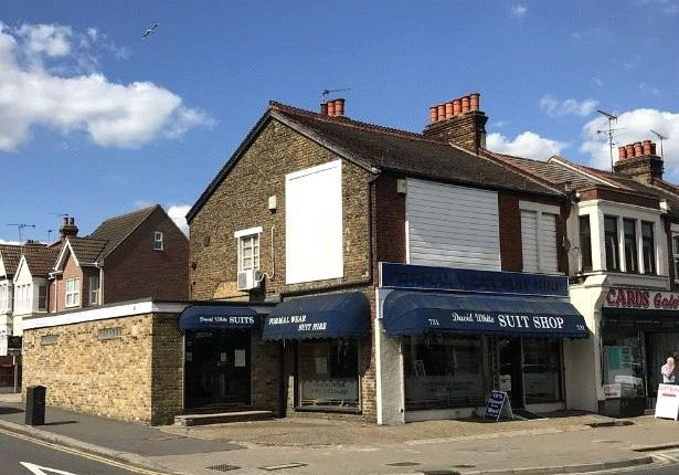 Thumbnail Retail premises for sale in Southchurch Road, Southend-On-Sea, Essex