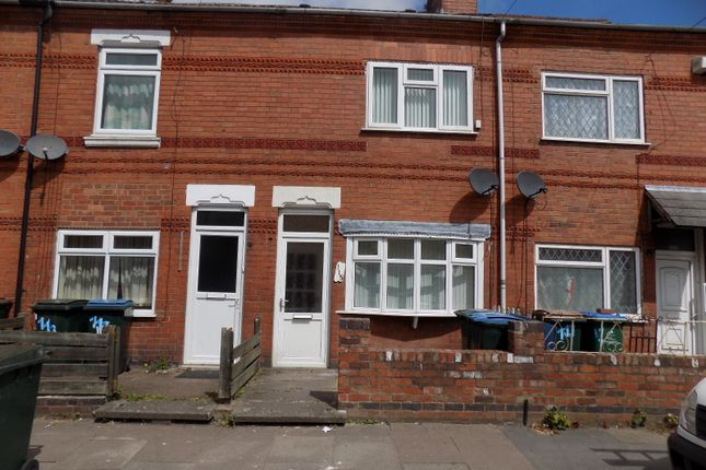 Thumbnail Shared accommodation to rent in Caludon Road, Stoke, Coventry, West Midlands
