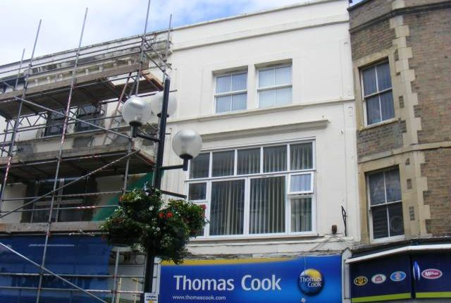 Thumbnail Flat to rent in High Street, Weston-Super-Mare, North Somerset
