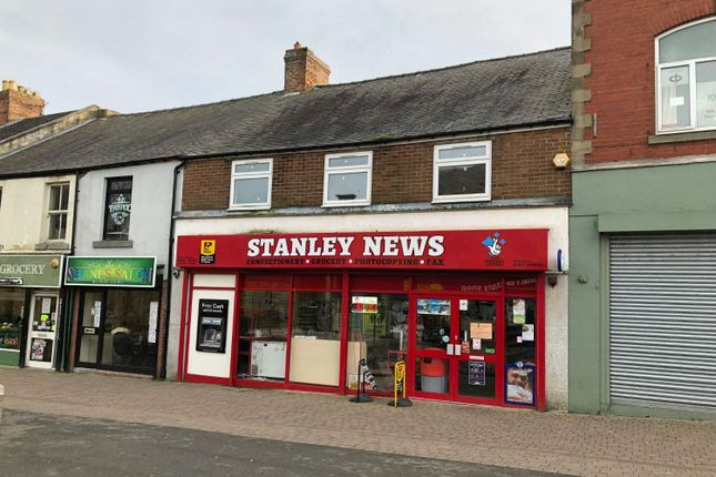 Thumbnail Retail premises to let in 40 Front Street, Stanley, Co Durham