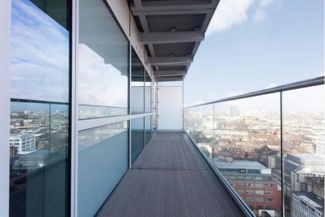 Thumbnail Flat to rent in Commercial Street, Aldgate