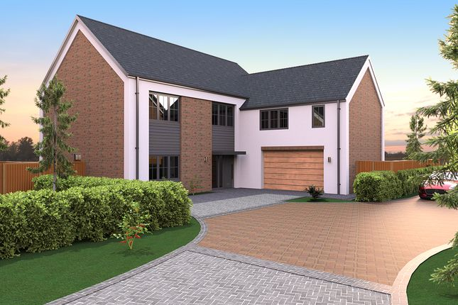 Thumbnail Detached house for sale in Milton Village, Milton, Abingdon