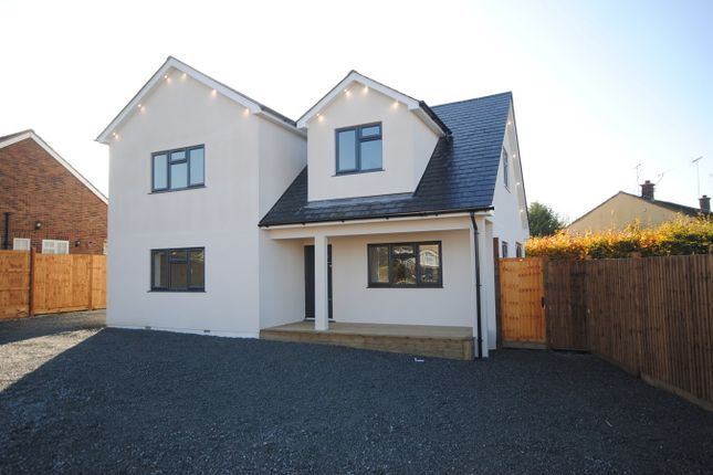 Thumbnail Detached house for sale in Chignal Road, Chelmsford
