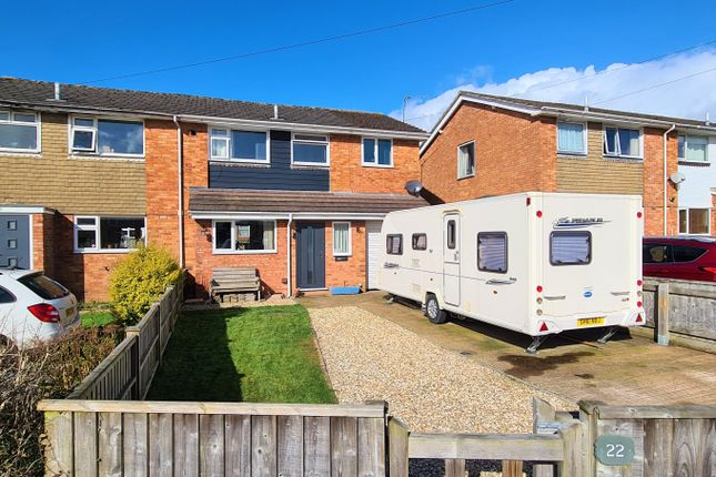 4 bed semi-detached house for sale in York Crescent, Feniton, Honiton EX14