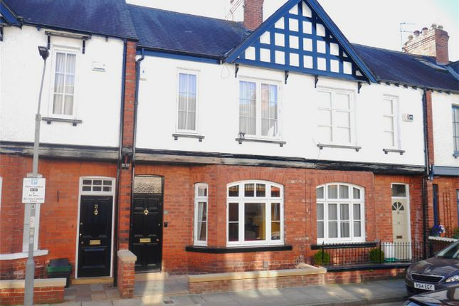 Thumbnail Terraced house to rent in 23, North Parade, Bootham, York