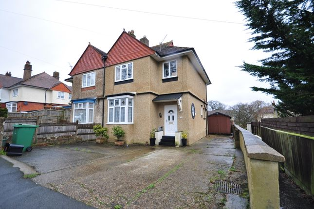 Thumbnail Semi-detached house to rent in Standen Avenue, Camp Hill, Newport