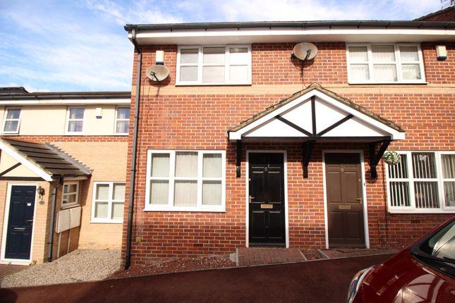 Thumbnail Terraced house to rent in Chapel Court, Davison Street, Newburn, Newcastle Upon Tyne