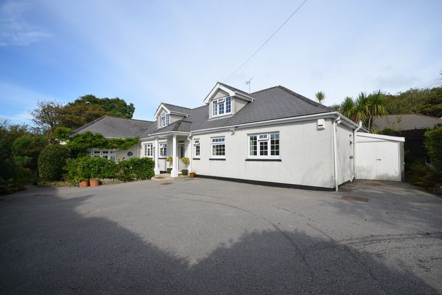 Thumbnail Detached bungalow for sale in Goonown, St. Agnes, Cornwall