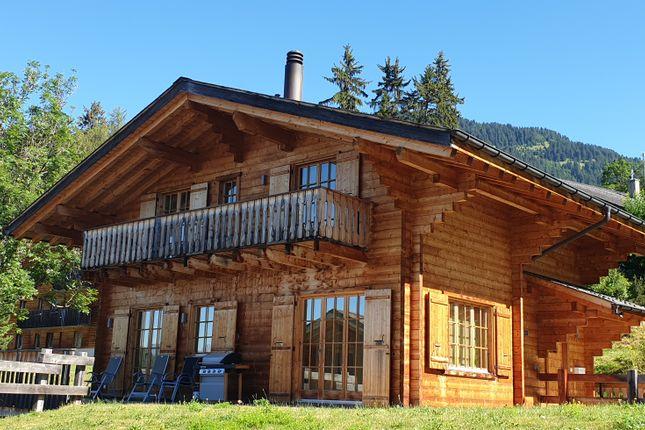 Thumbnail Chalet for sale in Villars-Sur-Ollon, Vaud, Switzerland, Switzerland