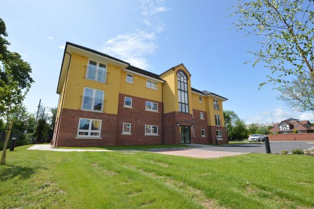 Thumbnail Flat to rent in Station Court, Station Avenue, Tile Hill, Coventry