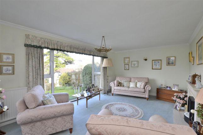 Sitting Room of Castle Gardens, Bath, Somerset BA2