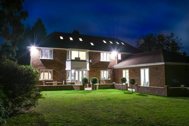 Thumbnail Detached house for sale in Southwood Road, Farnborough