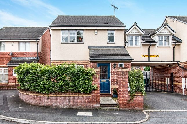 Thumbnail Detached house for sale in Croasdale Avenue, Fallowfield, Manchester