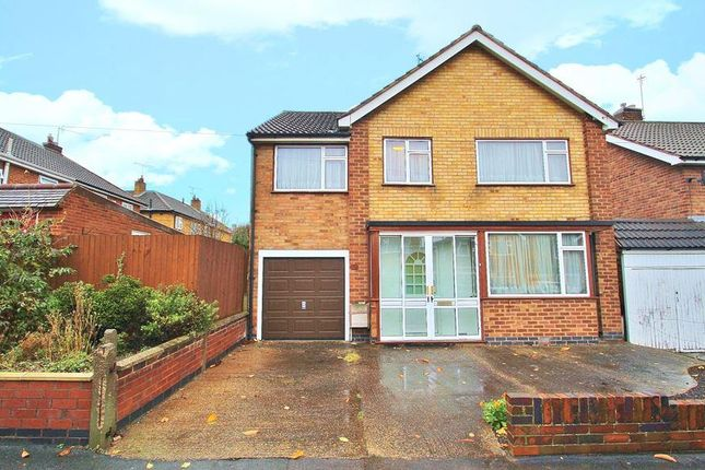 4 bed detached house for sale in Link Road, Anstey, Leicestershire