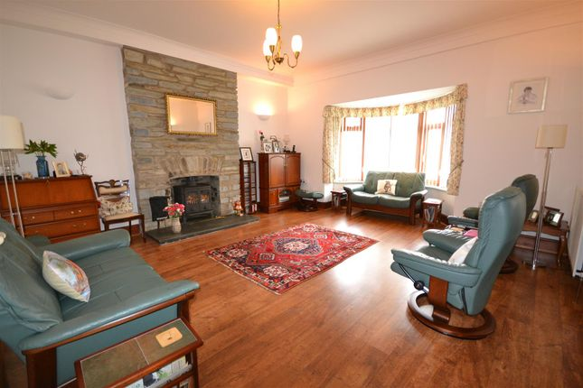 Thumbnail End terrace house for sale in High Street, Cilgerran, Cardigan
