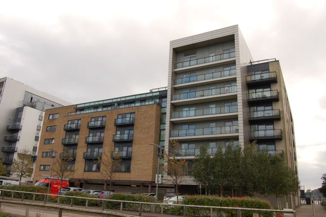 Thumbnail Flat for sale in Ferry Road, Cardiff
