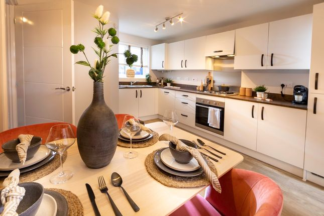 """Thumbnail Property for sale in """"The Lockton"""" at Chamberlain Way, Peterborough"""