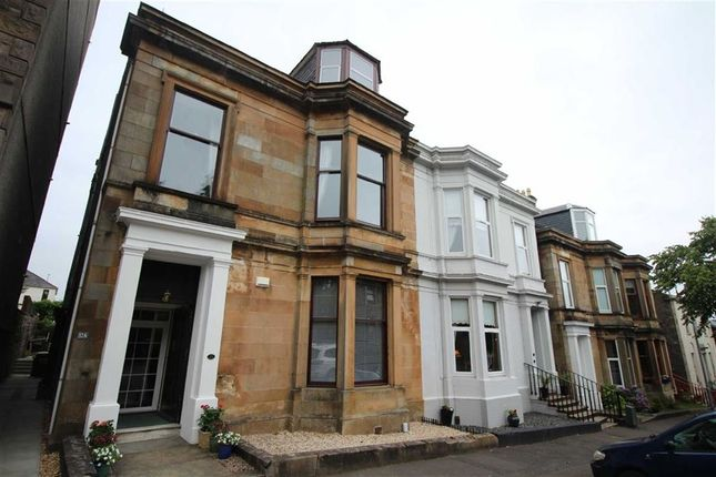 Thumbnail Flat for sale in Forsyth Street, Greenock