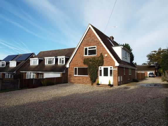 Thumbnail Property for sale in Tadley, Hampshire