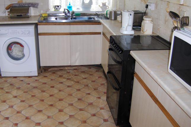 Kitchen of Moorland Road, Bargoed CF81