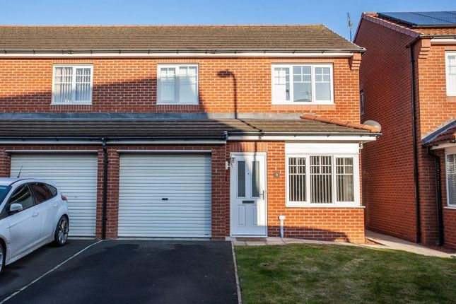 Thumbnail Property to rent in Overcombe Way, Redcar