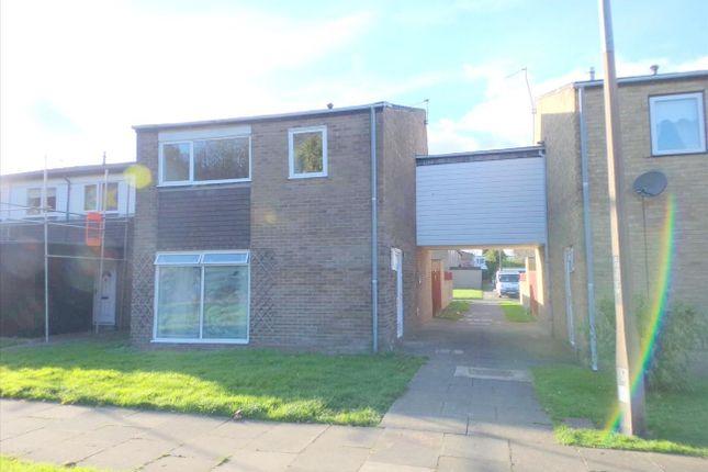 Thumbnail Terraced house to rent in Longridge Way, Cramlington