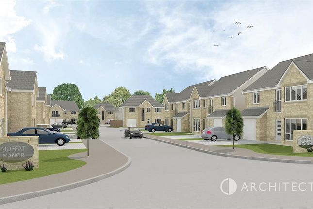 Thumbnail Semi-detached house for sale in Moffat Manor, Craigens Road, Moffat Mills, Airdrie