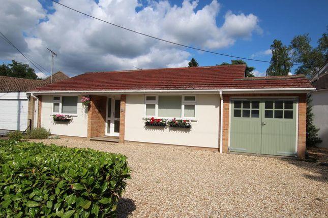 Thumbnail Bungalow for sale in Finchampstead, Wokingham