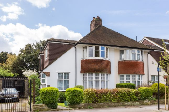 Thumbnail Semi-detached house for sale in Court Drive, Croydon